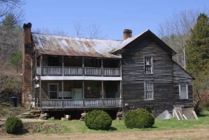 The Harris House in Roanoke, Virginia